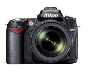Nikon D90 (AF-S DX 18-55mm G VR) Lens Kit