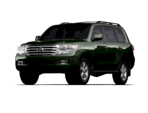 Toyota Land Cruiser 5.7 AT 2010