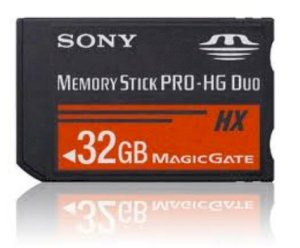 Sony Memory Stick PRO-HG Duo 32GB
