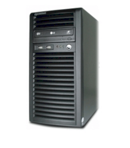 Systemax i3 VLS Foundation Server (Intel Core i3 550 3.2GHz, RAM 4GB, HDD 500GB RAID 1)