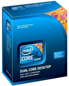 Intel Core i3-550 (3.20 GHz, 4M L3 Cache, socket 1156, 2.5 GT/s DMI)