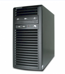 Systemax Pentium Dual-Core VLS Server (Intel Core G6950 2.8GHz, 2GB DDR3, 2x250GB RAID 1)