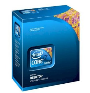 CPU Intel Core i7-990X Extreme Edition (3.46 GHz, 12M L3 Cache, socket 1366, 6.40 GT/s QPI)