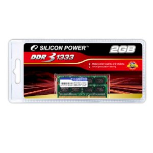 Silicon Power DDR3 2GB Bus 1333Mhz PC3-10600 for Notebook