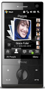 HTC Touch Diamond P3700 Black