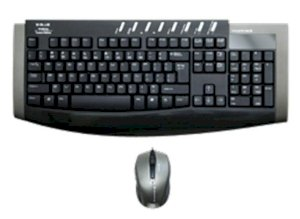 Keyboard + Mouse Eblue Wireless EKM024I00