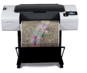 HP Designjet T790 24-in ePrinter (CR647A)