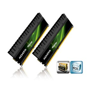 ADATA Retail box Gaming Series V2.0 - DDR3 - 4GB (2x2GB) - Bus 1600MHz - PC3 12800