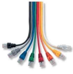 AMP Category 5e Cable Assembly (1859243-4)