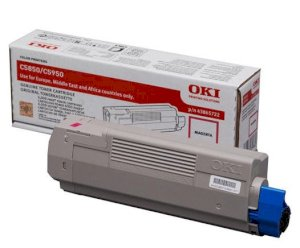 OKI Magenta Toner Cartridge C5850/ C5950/ MC560