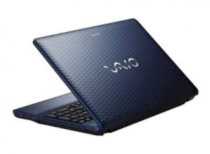 Sony Vaio VPC-EH14FM/B (Intel Core i3-2310M 2.1GHz, 4GB RAM, 640GB HDD, VGA Intel HD Graphics 3000, 15.5 inch, Windows 7 Home Premium 64 bit)