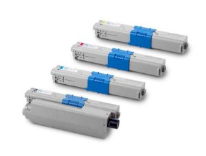OKI Cyan Toner Cartridge C310/ C330/ C510/ C530/ MC361/ MC561