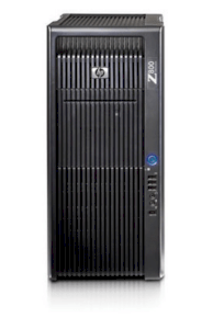 HP Workstation z800 - FM104UT (1 x Xeon E5620 2.4 GHz, RAM 6 GB, HDD 1 x 1 TB, DVD±RW (±R DL) / DVD-RAM, Quadro 4000, Windows 7 Pro 64-bit, Không kèm màn hình)
