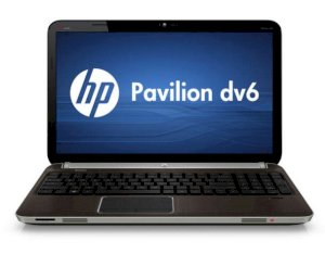 HP Pavilion dv6-6080ee (LL060EA) (Intel Core i7-2630QM 2.3GHz, 6GB RAM, 750GB HDD, VGA ATI Radown HD 6770M, 15.6 inch, Windows 7 Home Premium 64 bit)