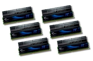 Gskill PI F3-12800CL7T2-12GBPI DDR3 12GB (2GBx6) Bus 1600MHz PC3-12800