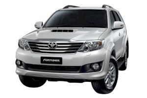 Toyota Fortuner 2.7V 2WD AT 2012