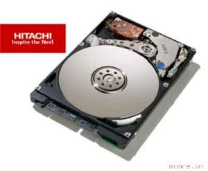 Hitachi 160GB SATA - 5400rpm - 8MB cache