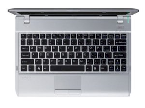 Sony Vaio VPC-YB15AG/S (AMD Dual-Core E-350 1.6GHz, 2GB RAM, 320GB HDD, VGA AMD Radeon HD 6310M, 11.6 inch, Windows 7 Starter)