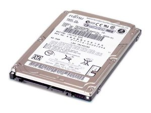 Fujitsu 40GB  sata for notebook