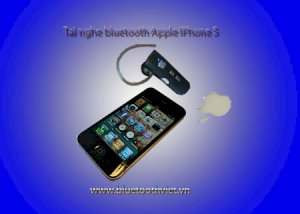 Tai nghe bluetooth Apple IPhone 5