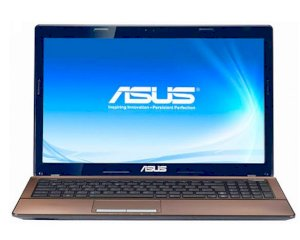 Asus K53E-SX550 (K53E-3CSX) (Intel Core i5-2410M 2.3GHz, 2GB RAM, 640GB HDD, VGA Intel HD Graphics, 15.6 inch, PC DOS)