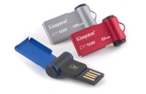 Kingston DataTraveler 108 4GB USB 2.0 DT108/4GB