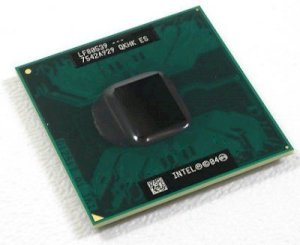 Intel Core 2 Duo T5450 1.66GHz, 2MB L2 Cache, FSB 667MHz,