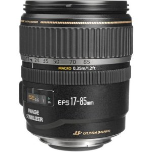 Lens Canon EF-S 17-85mm F4-5.6 IS USM