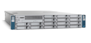 Cisco UCS C210 M2 E5640 (Intel Xeon E5640 2.66GHz, RAM 4GB DDR3-1333MHz, HDD 146GB SAS 2.5in 10K 6Gbps SAS SFF Slim Hot-Swap)