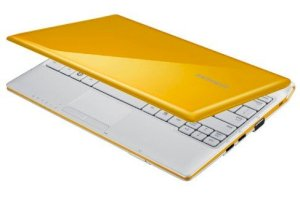 Samsung NP-N148-DP07VN Yellow (DP07VN) (Intel Atom N450 1.66GHz, 2GB RAM, 250GB HDD, VGA Intel GMA 3150, 10.1 inch, PC DOS)