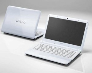 Sony Vaio VPC-EA16FG/W (Intel Core i5-520M 2.40GHz, 4GB RAM, 500GB HDD, VGA ATI Radeon HD 5650, 14 inch, Windows 7 Home Premium 64 bit)