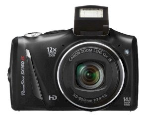 Canon PowerShot SX150 IS - Mỹ / Canada