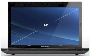 Lenovo IdeaPad B470 (5931-2634) (Intel Core i3-2330M 2.2GHz, 2GB RAM, 750GB HDD, VGA NVIDIA GeForce 410M, 14 inch, PC DOS)