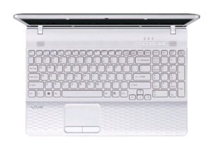 Sony Vaio VPC-EH25EN/W (Intel Core i3-2330M 2.2GHz, 2GB RAM, 320GB HDD, VGA NVIDIA GeForce 410M, 15.5 inch, Windows 7 Home Basic)