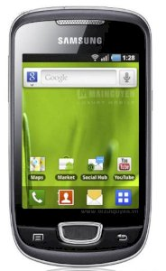 Samsung Galaxy Mini S5570 Black