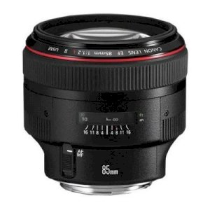 Lens Canon EF 85mm f/1.2L USM Mark II