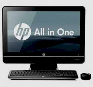 Máy tính Desktop HP Compaq 8200 Elite AiO Desktop PC (XZ962UA) (Intel Core i5-2400S 2.50GHz, RAM 4GB, HDD 500GB, VGA Intel HD Graphics, Màn hình LCD 23inch, Windows 7 Professional 32-bit)