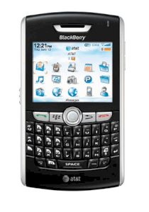 BlackBerry 8820 Black