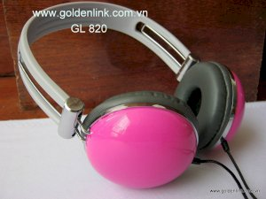 Tai nghe Golden Link GL820