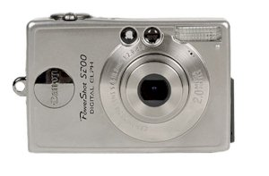 Canon PowerShot S200 Digital ELPH (Digital IXUS V2 / IXY Digital 200a) - Mỹ / Canada