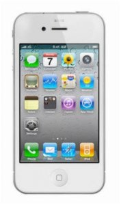 Apple iPhone 4 8GB White (Lock Version)