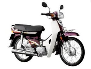 Honda Super Dream 2010