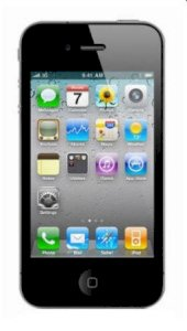 Apple iPhone 4 8GB Black (Lock Version)
