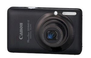 Canon PowerShot SD940 IS (Digital IXUS 120 IS / IXY DIGITAL 220 IS) - Mỹ / Canada