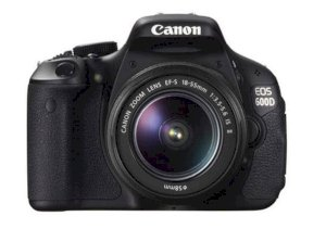 Canon EOS 600D (EOS Rebel T3i / EOS Kiss X5) (18-55mm F3.5-5.6 IS II) Lens Kit