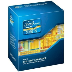 Intel Core i5-2320 (3GHz, 6M L3 Cache, Socket 1155, 5.0 GT/s QPI)