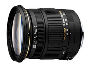 Lens Sigma 17-50mm F2.8 EX DC HSM For Sony