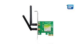 CARD WIFI PCI EXPRESS TP-LINK TL-WN881ND 300MBPS