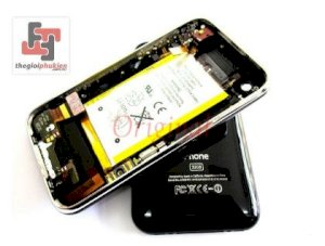 Vỏ iPhone 3GS Black