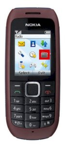 Nokia 1616 Dark Red